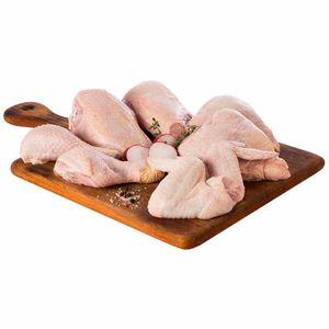 Pollo Fresco con Menudencia Trozado en 8 Piezas