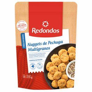 Nuggets Multigranos REDONDOS Bolsa 270g