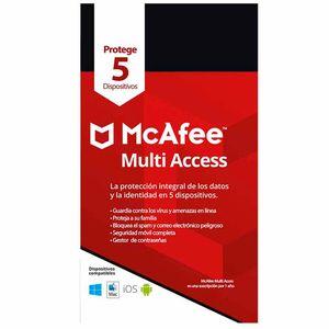 MCAFREE Antivirus 12 Meses