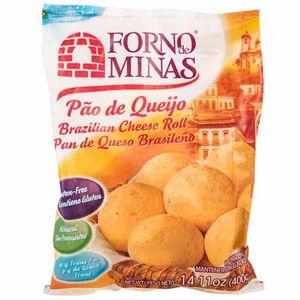 Pan FORNO DE MINAS Queso Bolsa 400g