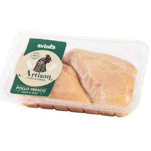 Filete de Pechuga de Pollo ARTISAN Sin Antibiótico