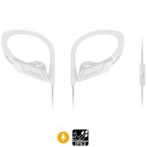 Audífonos In Ear PANASONIC RP-HS35MPP-W Blanco