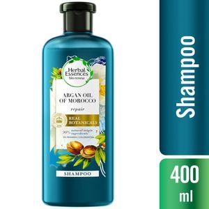 Shampoo HERBAL ESSENCES Aceite de Argán Frasco 400ml