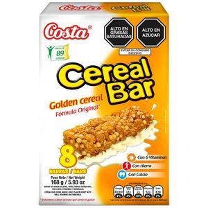 Cereal Bar COSTA Golden Caja 8un