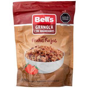 Granola con Arándonos BELL'S Doypack 350g