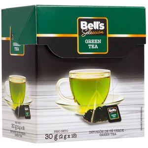 Té Verde BELL'S SELECCIÓN Caja 15un