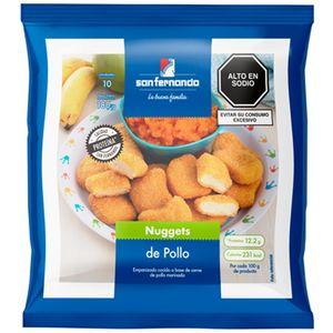 Nuggets de Pollo SAN FERNANDO Paquete 10un